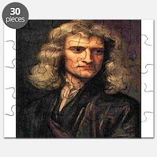 Isaac Newton Puzzle