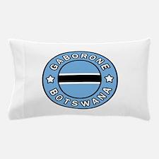 Gaborone Botswana Pillow Case