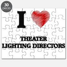 I love Theater Lighting Directors Puzzle