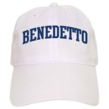 BENEDETTO design (blue) Baseball Cap