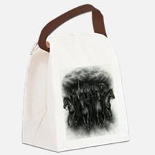 death crew Canvas Lunch Bag