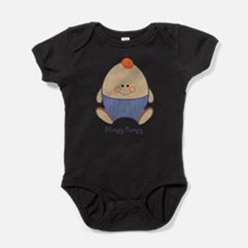 Cute Mine craft kids Baby Bodysuit