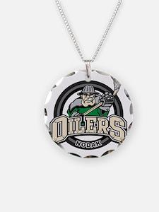 Nodak Oilers Necklace