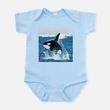 Killer Whale Body Suit