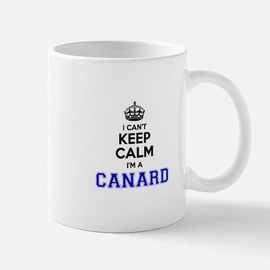 CANARD I cant keeep calm Mugs