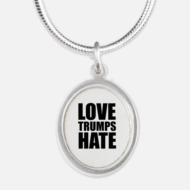 Love Trumps Hate Necklaces