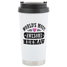 Cute Worlds greatest grandmother Travel Mug