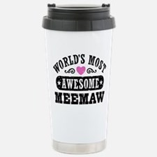 I love my attitude problem Travel Mug