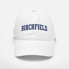 BIRCHFIELD design (blue) Baseball Baseball Cap