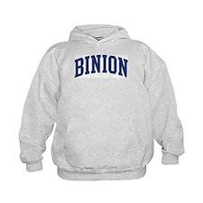 BINION design (blue) Hoodie