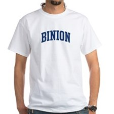 BINION design (blue) Shirt