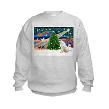 Xmas Magic & Kuvasz Sweatshirt