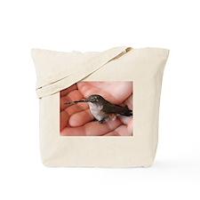 Unique Humming bird Tote Bag