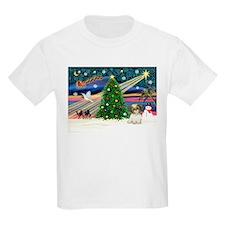 XmasMagic/Shih Tzu pup T-Shirt