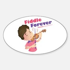 Fiddle Forever Decal
