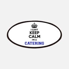 Catering I cant keeep calm Patch