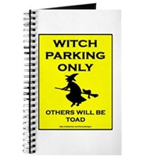 Witch Parking Journal