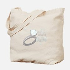 The Bling Tote Bag