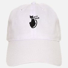 Witchs Familiar Baseball Baseball Baseball Cap