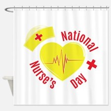 Nurses Day Shower Curtain