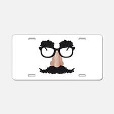 Disguise Aluminum License Plate