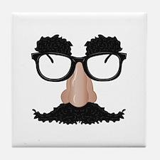 Disguise Tile Coaster