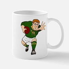 Springboks Rugby Player Mug