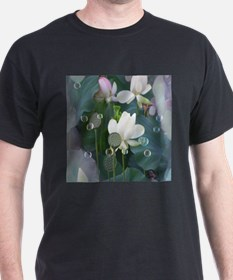 Lotus with Mantis T-Shirt