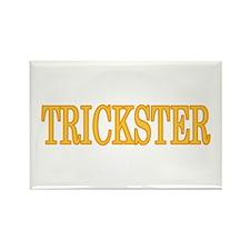 Halloween Trickster Rectangle Magnet (10 pack)