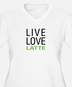 Live Love Latte T-Shirt