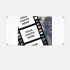 Custom Film Strip Banner