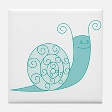 Snail Tile Coaster