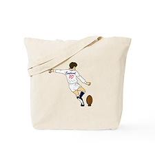 England Flyhalf Tote Bag