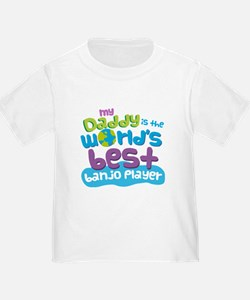 Banjo Player Gifts for Kids T