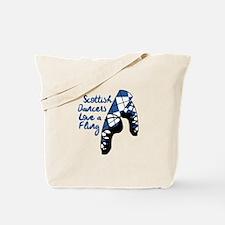 Love A Fling Tote Bag