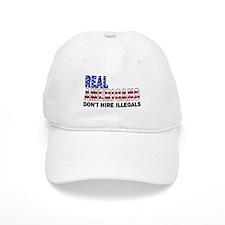 Real Americans Baseball Cap