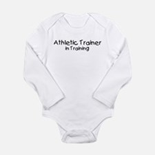 Athletic Trainer in Training Body Suit