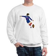 French Rugby Kicker Sweatshirt