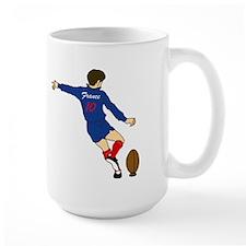 French Rugby Kicker Mug