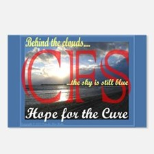 Hope for the Cure Postcards (Package of 8)