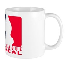 Major League Seal 2 - NAVY Mug
