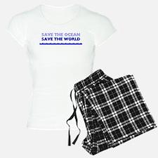 Save the Ocean Pajamas