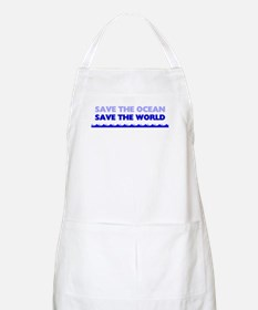 Save the Ocean Apron
