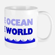 Save the Ocean Mugs