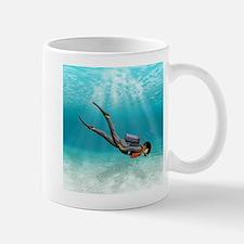 S.C.U.B.A. Diver Mugs