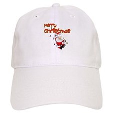 Christmas Rocks Baseball Cap