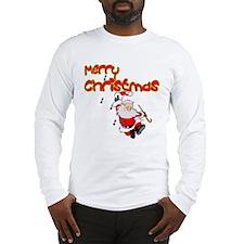 Christmas Rocks Long Sleeve T-Shirt