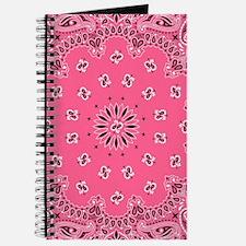 Pink Bandana Journal