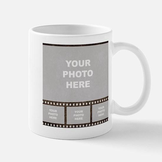 Custom Vintage Film Strip Mugs