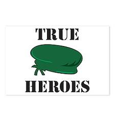 True Heroes Green Beret Postcards (Package of 8)